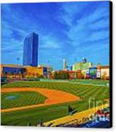 Victory Field 2 Canvas Print