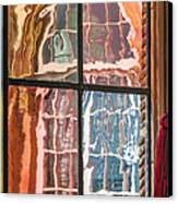 View From Another Window Canvas Print by Carolyn Marshall