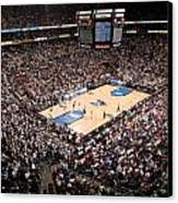 Villanova Wildcats The Pavilion Canvas Print by Replay Photos