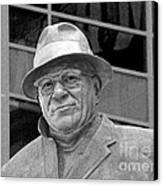 Vince Lombardi Canvas Print by James Hammen