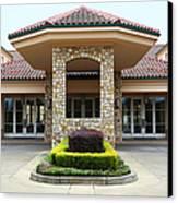 Vineyard Creek Hyatt Hotel Santa Rosa California 5d25792 Canvas Print