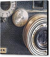 Vintage Argus C3 35mm Film Camera Canvas Print