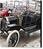 Vintage Ford Motor Vehicle Canvas Print