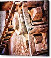Vintage Rust Canvas Print by Pam Vick