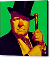 W C Fields 20130217p180 Canvas Print