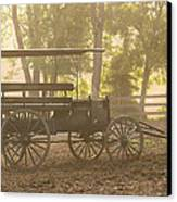 Wagon - Abe's Buggie Canvas Print