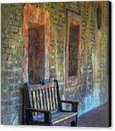Waiting Canvas Print by Joan Carroll