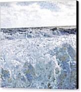 Walking On Water I Canvas Print by Kevyn Bashore