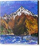 Walter Peak Queenstown  Canvas Print by Max Lines
