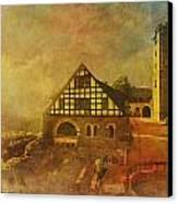 Wartburg Castle Canvas Print