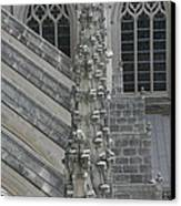 Washington National Cathedral - Washington Dc - 0113111 Canvas Print by DC Photographer