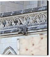 Washington National Cathedral - Washington Dc - 01134 Canvas Print by DC Photographer