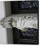 Washington National Cathedral - Washington Dc - 011353 Canvas Print by DC Photographer