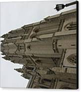 Washington National Cathedral - Washington Dc - 011367 Canvas Print by DC Photographer