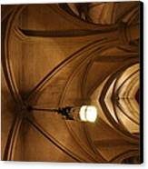 Washington National Cathedral - Washington Dc - 011374 Canvas Print by DC Photographer