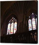 Washington National Cathedral - Washington Dc - 011399 Canvas Print by DC Photographer