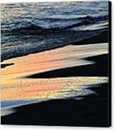 Water Colors .. Canvas Print