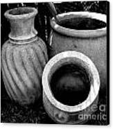 Water Jugs Canvas Print