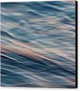 Water Movement - Abstract Canvas Print by Matt Dobson