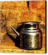 Water Vessel Canvas Print by Prakash Ghai