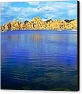 Watson Lake #2 Canvas Print by Richard Henne