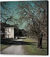 Way Back When Canvas Print by Laurie Search