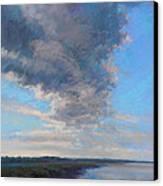 Wayward Canvas Print by Ed Chesnovitch