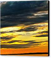 We Are One Love Canvas Print by Q's House of Art ArtandFinePhotography