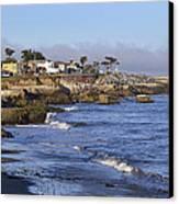 Westcliff Drive - Santa Cruz - California Canvas Print