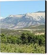 Western Colorado Canvas Print
