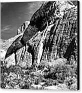 Western Sites Canvas Print by John Rizzuto