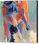 Whee Canvas Print by Kimberly Santini