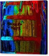 Whiskey A Go Go Canvas Print