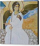 White Angel  Canvas Print