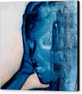 White Noise Canvas Print by Graham Dean