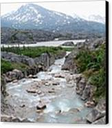 White Pass Canvas Print by Terence Davis
