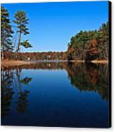 Whites Pond Canvas Print