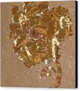 Whitman's Reach Detail Canvas Print by Dan A  Barker