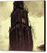 Wicked Tower Canvas Print