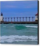 Wild In Saint Joe's Canvas Print by John Absher