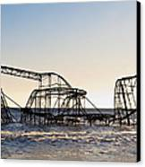 Wild Ride Canvas Print