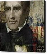William Henry Harrison Canvas Print