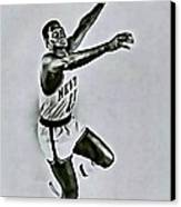 Willis Reed Canvas Print