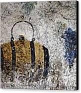 Wine Fresco Canvas Print by Bernard Jaubert