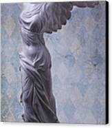 Winged Victory Canvas Print by Garry Gay