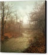 Winter Mist Canvas Print