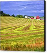 Wisconsin Dawn Canvas Print