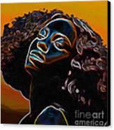 Womans Essence II              Canvas Print
