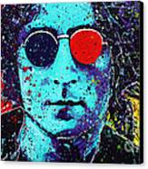 Working Class Hero II Canvas Print by Chris Mackie