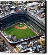Wrigley Field Chicago Sports 02 Canvas Print